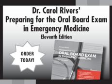 Preorder Dr. Carol Rivers Preparing for the Oral Board Exam